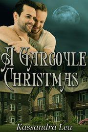 A gargoyle christmas cover image