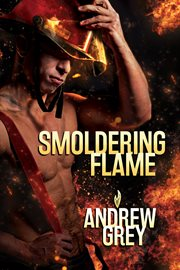 Smoldering flame cover image
