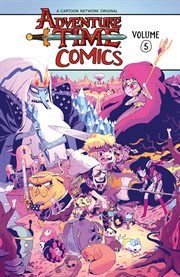 Adventure Time Comics. Volume 5, issue 17-20 cover image