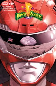 Mighty Morphin Power Rangers. Issue 20 cover image