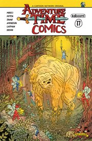 Adventure time comics. Issue 17 cover image