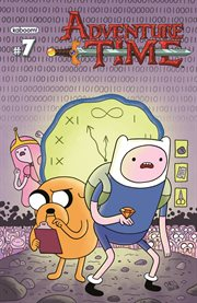 Adventure time. Issue 7 cover image