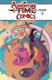 Adventure time. Issue 25 cover image