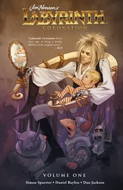 Jim Henson's Labyrinth: coronation. Issue 1-4 cover image