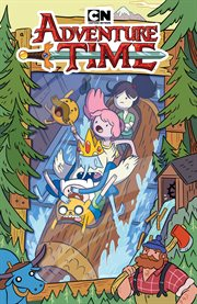 Adventure time. Volume 16, issue 70-73 cover image