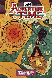 Marceline the pirate queen cover image