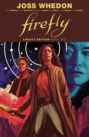 Firefly book two cover image