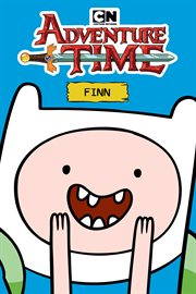 Adventure time : Finn cover image