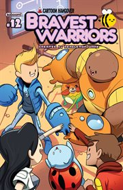 Bravest warriors. Issue 12 cover image