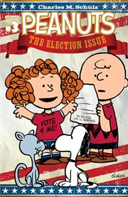 Peanuts. Issue 3 cover image