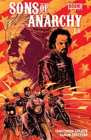 Sons of Anarchy. Issue 1 cover image