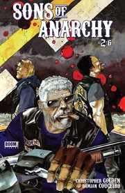 Sons of Anarchy. Issue 2 cover image