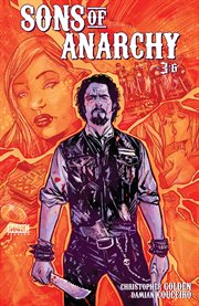 Sons of anarchy. Issue 3 cover image