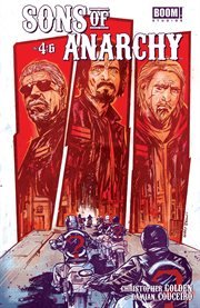 Sons of anarchy. Issue 4 cover image