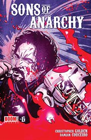 Sons of Anarchy. Issue 6 cover image