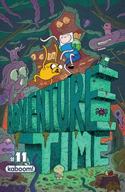 Adventure time. Issue 11 cover image
