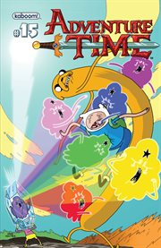 Adventure time. Issue 15 cover image