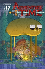 Adventure time. Issue 17 cover image