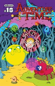 Adventure time. Issue 18 cover image