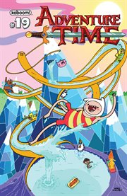 Adventure time. Issue 19 cover image