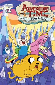Adventure time. Issue 2 cover image