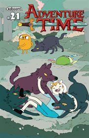 Adventure time. Issue 21 cover image