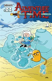 Adventure time. Issue 22 cover image