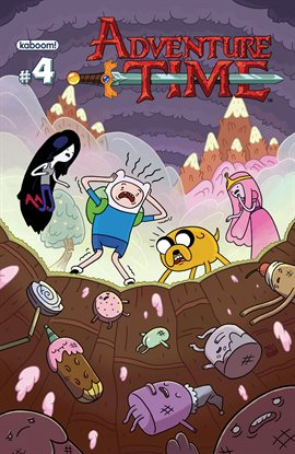 Cover image for Adventure Time
