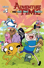 Adventure time. Issue 5 cover image