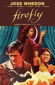 Firefly book one cover image