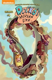 Rocko's modern life. Issue 6 cover image