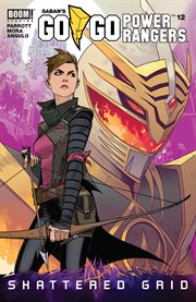 Saban's go go power rangers. Issue 12 cover image