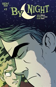 Friday night lights. Issue 3 cover image