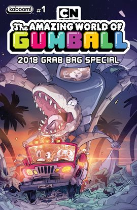 Cover image for Amazing World of Gumball 2018 Grab Bag