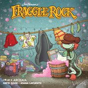 Jim Henson's Fraggle Rock. Issue 4 cover image