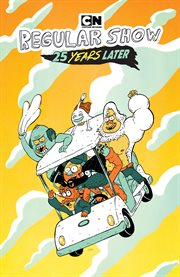 Regular show : 25 years later cover image