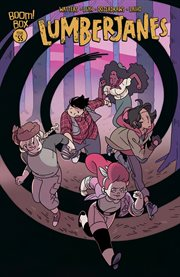 Lumberjanes. Issue no.55 cover image