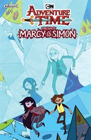 Adventure time: Marcy & Simon. Issue 1 cover image