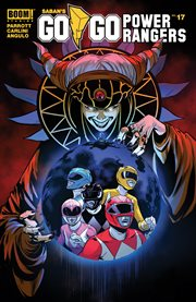 Saban's go go Power Rangers. Issue 17 cover image