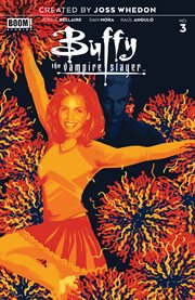 Buffy the Vampire Slayer. Issue 3 cover image