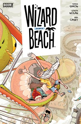 Cover image for Wizard Beach