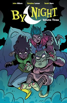 Cover image for By Night, Vol. 3