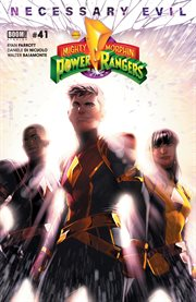 Saban's Mighty Morphin Power Rangers : Necessary evil. Issue 41 cover image