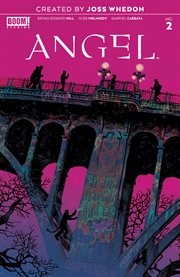 Angel. Issue 2 cover image