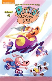 Rocko's modern life. Issue 5 cover image