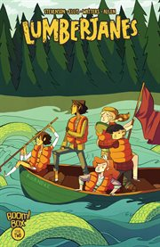 Lumberjanes. Issue 2, Friendship to the max cover image