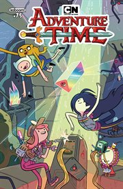 Adventure time. Issue 75 cover image