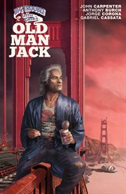 Big trouble in Little China : Old man Jack. Issue 5 cover image