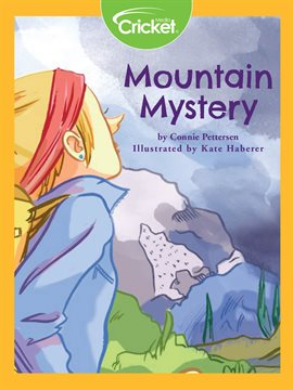 Cover image for Mountain Mystery