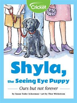 Shyla, The Seeing Eye Puppy — Kalamazoo Public Library